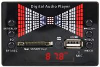 MEDHA Music Audio Kit MP3 Player(Black, 2.4 Display)