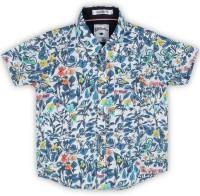 Lee Cooper Boys Printed Casual Shirt