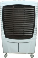 View KAAZZ ELECTRIC SUPPER AIRY COOLER Desert Air Cooler(White, 25 Litres) Price Online(KAAZZ)