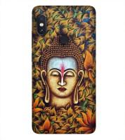 99Sublimation Back Cover for Vivo V9 Youth, V9 Youth, Vivo Y85(Lord Budha Buddhist, Plastic)