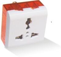 Maddox TTC-M-X-26 TTC.Maddox 6Amp Multiplug Three Pin Plug(Orange)