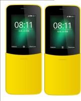 I Kall K36 Combo of Two Mobiles(Yellow)
