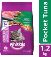Whiskas Adult (+1 year) Tuna 1.2 kg Dry Adult Cat Food