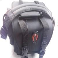 JUST ONE CLICK XXXL DSLR BAG  Camera Bag(Black)
