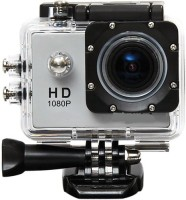 Rewy CA Action Camera 1080p Sports and Action Camera(Multicolor, 1080 MP)