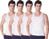Lux Men Vest(Pack of 4)