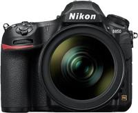 Nikon D850 DSLR Camera 24-120 mm VR Lens(Black)