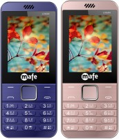 Mafe Logan Combo of Two Mobiles(Blue&Rose Gold)