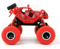 YAMAMA Remote Control Red Rock Car For Kids(Red)