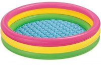 Speoma 3 Ft Bath Tub For Kids Inflatable Swimming Pool(Multicolor)