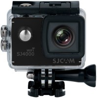 SJCAM SJ4000 Wifi 12MP Sports & Action Instant Camera(Black)
