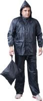 ZACHARIAS Solid Men Raincoat