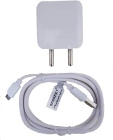 ACCESSOREEZ 2 port charger Tablet Charger(White, Cable Included)