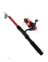 Guru Kripa fishing combo red fishing combo red Multicolor Fishing Rod(230, 0.6, Multicolor)