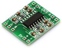 NOBILITY Super Mini Digital Audio Amplifier Board PAM8403 Class D for 2*3w Speaker 5W DC Internal Sound Card(2 Audio Channel)
