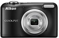 NIKON Coolpix pix A10(16.1 MP, 5x Optical Zoom, 4x Digital Zoom, Black)