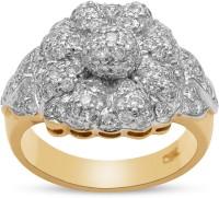 RAKAM 18kt Diamond Yellow Gold ring