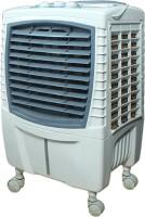 AdevWorld Air Thunder Desert Air Cooler(Grey, 55 Litres)