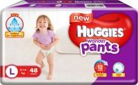 Huggies Wonder Pants - L(48 Pieces)