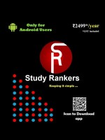 study rankers CBSE Class 9 Android coupon(Android App)