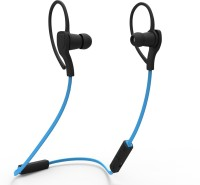 Shop365 Qc-10 joggers earhooks noise cancellation earbuds sweat proof support all android mobiles and apple ios iphone smartphones black red color by Webilla Bluetooth Headset with Mic(Blue, In the Ear)