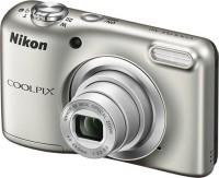 NIKON COOLPIX A10(16.1 MP, 5x Optical Zoom, 4x Digital Zoom, Silver)