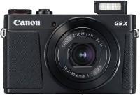 Canon PowerShot G9 X Mark II(20.1 MP, 3 Optical Zoom, 3 Digital Zoom, Black)