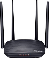 iball WRD12EN 1200 Mbps Wireless Router(Black, Dual Band)