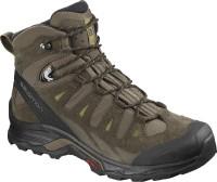 Salomon Quest Prime Waterproof Hiking & Trekking Shoes For Men(Brown)
