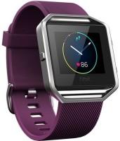 FITBIT Blaze Smartwatch(Purple Strap, Large)