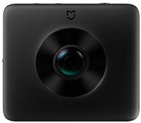 Xiaomi 1 360 Degree Dual Lens Sports and Action Camera(Black, 3000000 MP)