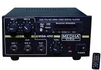 MEDHA MDA-450BT 220 W AV Power Amplifier(Black)