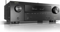 DENON X1500H 7.2 Ch. Home Theater Receiver with Wi-Fi®, Bluetooth®, 430 W AV Power Receiver(Black)