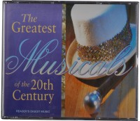 Reader's Digest Music The Greatest Musicals Of The 20th Century, Audio CD MP3 Platinum Edition(Hindi - Reader's digest)