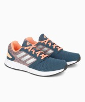ADIDAS ADI PACER 4 W Running Shoes For Women(Blue, Pink)