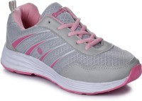 Action Shoes Walking Shoes For Women(Pink, Grey)