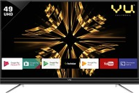 Vu Official Android 124cm (49 inch) Ultra HD (4K) LED Smart TV(49SU131)