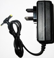 Exellent Power Adaptor 12 Volt 2 Amp Charger AC INPUT 100-270V DC 12V 2A +DC PIN SMPS Worldwide Adaptor(Black)