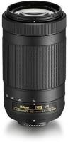 Point Nikon AF-P DX NIKKOR 70-300 mm f/4.5-6.3G ED VR Lens for DSLR Camera Lens(Black, 70 - 300 mm)