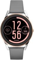 Fossil Q Control Smartwatch(Multicolor Strap Free Size)
