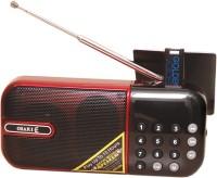 Osaki PORTAPLAYERR PLUS SAI BABA 4 GB MP3 Player(Red, 4 Display)