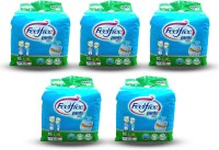 "Feelfree ADULT PANT TYPE DIAPERS, SIZE LARGE-XL, 10 PCS. PACK, SET OF 5 PACKS, FOR WAIST SIZE 32""-48"" INCHES, TOTAL 50 PANTS - L - XL(50 Pieces)"