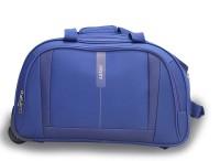 Safari 21 inch/53 cm Revv RDFL Duffel Strolley Bag(Blue)
