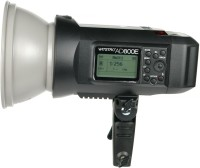 Godox AD600E TTL All-in-One Outdoor Elinchrom Mount Flash(Black)