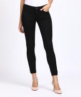Tokyo Talkies Skinny Women's Black Jeans