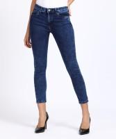 Tokyo Talkies Skinny Women's Blue Jeans