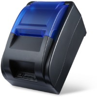 TechWiz ZJ-5890K High Speed 58 mm(2 Inches) USB Thermal Receipt Printer (Black/Blue) Thermal Receipt Printer