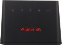 Airtel B310 4G ALL SIM SUPPORT HOTSPOT WIFI 150 Mbps Router(Black, Single Band)