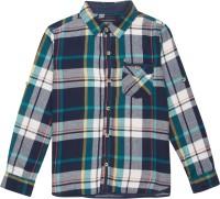 Cherokee Boys Checkered Casual Shirt thumbnail