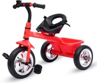 R for Rabbit Tiny Toes - The Smart Plug and Play Tricycle Red TCTTWR01 Tricycle(Red)
